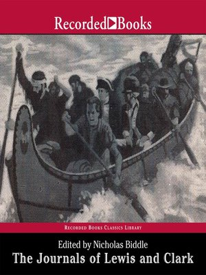 cover image of The Journals of Lewis and Clark
