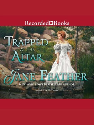 cover image of Trapped at the Altar
