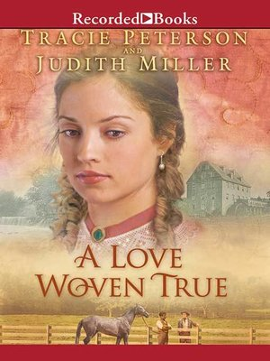 cover image of A Love Woven True