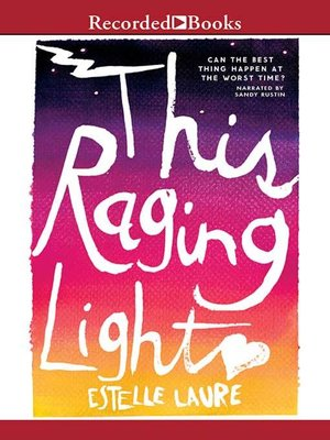 cover image of This Raging Light