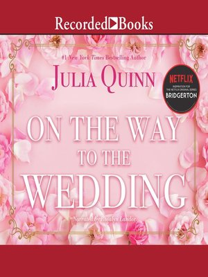 cover image of On the Way to the Wedding