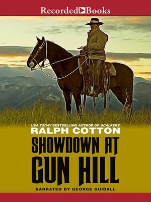 cover image of Showdown at Gun Hill