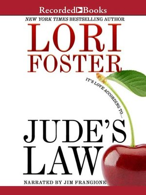 cover image of Jude's Law