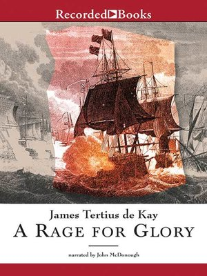 cover image of A Rage for Glory