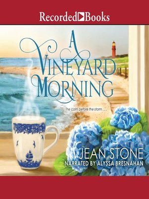 cover image of A Vineyard Morning