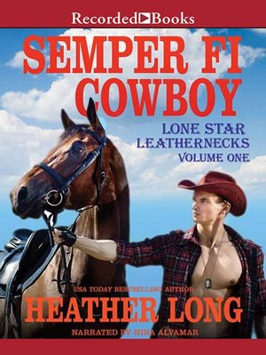 cover image of Semper Fi Cowboy
