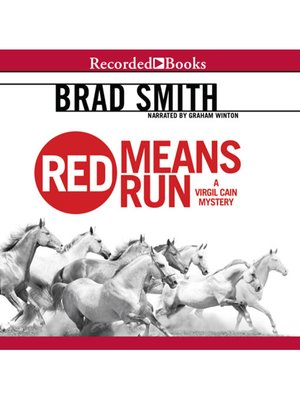 cover image of Red Means Run