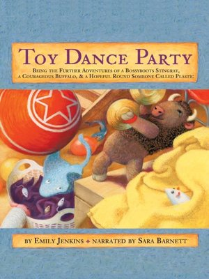 cover image of Toy Dance Party