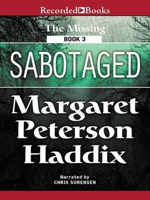 cover image of Sabotaged