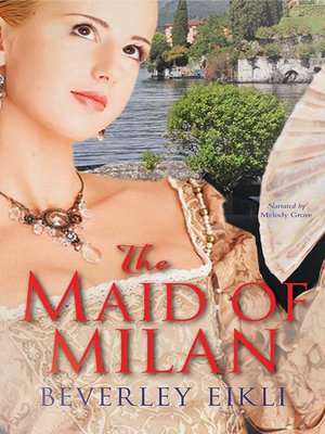 cover image of The Maid of Milan