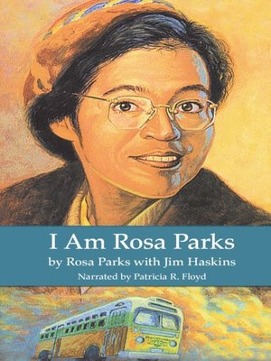 cover image of I Am Rosa Parks