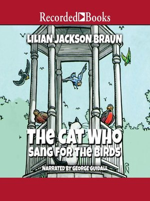 """cover image of The Cat Who Sang for the Birds """"International Edition"""""""