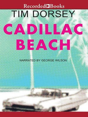 cover image of Cadillac Beach