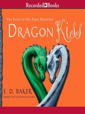cover image of Dragon Kiss