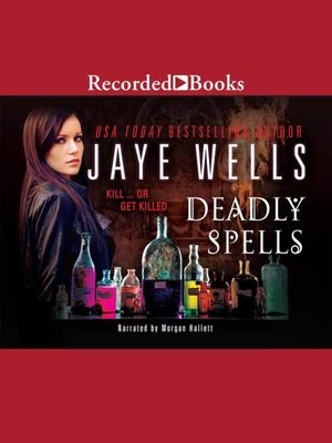 cover image of Deadly Spells