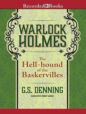 cover image of The Hell-Hound of the Baskervilles