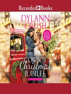 cover image of Cowboy Christmas Jubilee