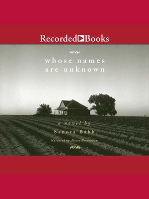 cover image of Whose Names Are Unknown