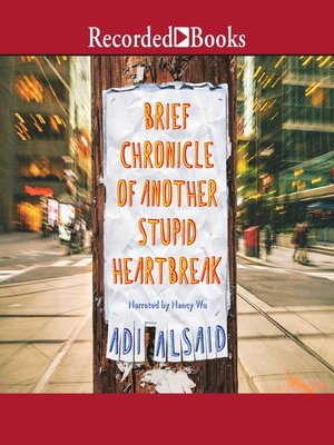 cover image of Brief Chronicle of Another Stupid Heartbreak