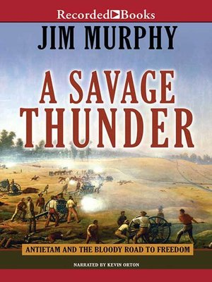 cover image of A Savage Thunder