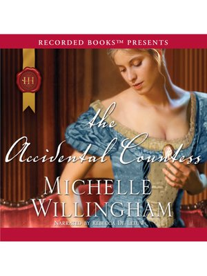 cover image of The Accidental Countess