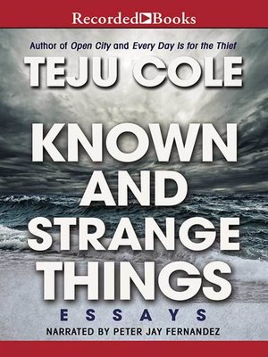 cover image of Known and Strange Things