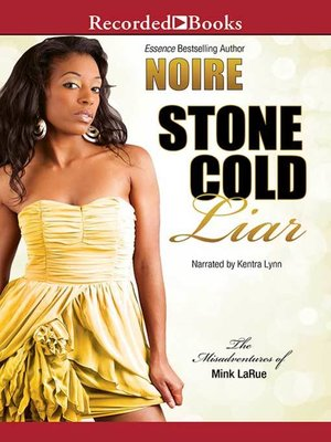 cover image of Stone Cold Liar