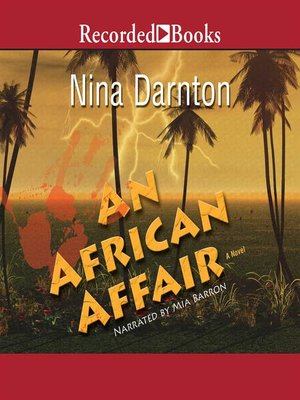 cover image of An African Affair
