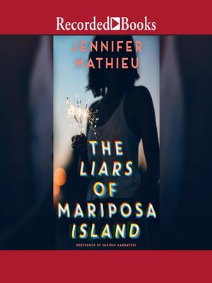 cover image of The Liars of Mariposa Island