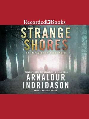 cover image of Strange Shores