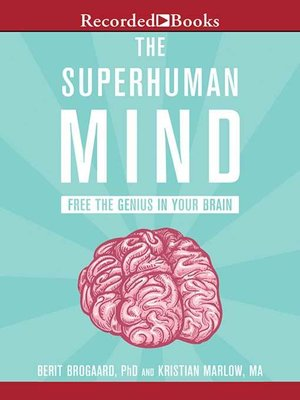 cover image of The Superhuman Mind