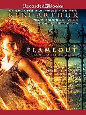 cover image of Flameout