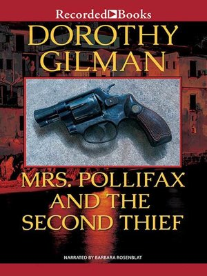 cover image of Mrs. Pollifax and the Second Thief