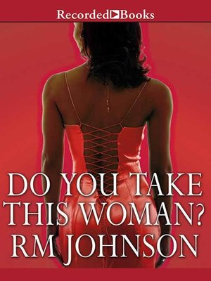 cover image of Do You Take This Woman?