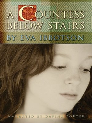 cover image of A Countess Below Stairs