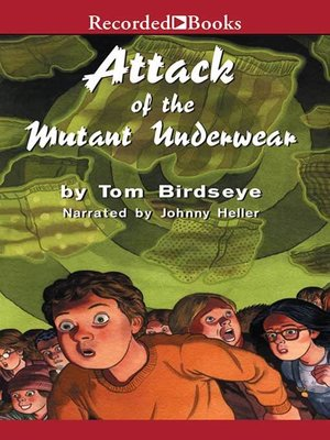 cover image of Attack of the Mutant Underwear