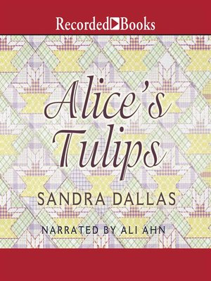cover image of Alice's Tulips