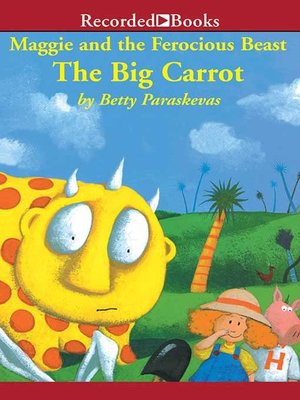 cover image of The Big Carrot