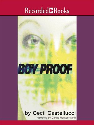 cover image of Boy Proof