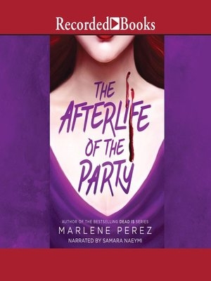 cover image of Afterlife of the Party