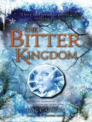 cover image of The Bitter Kingdom