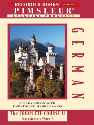 cover image of German IIB