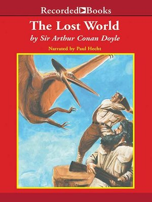 cover image of The Lost World