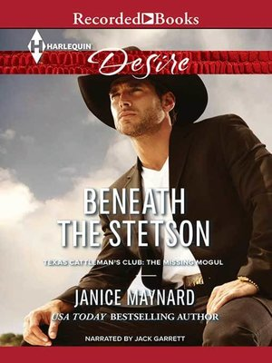 cover image of Beneath the Stetson