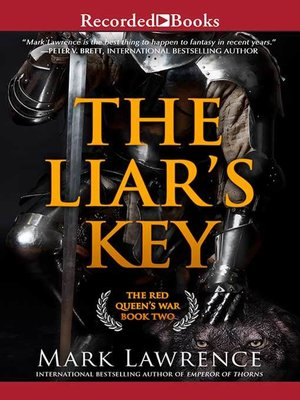cover image of The Liar's Key