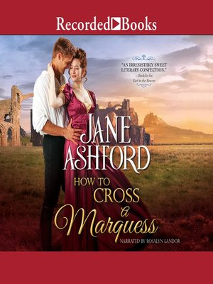 cover image of How to Cross a Marquess