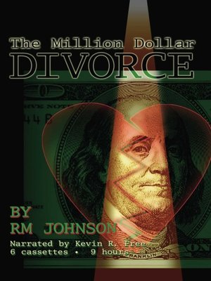 cover image of The Million Dollar Divorce