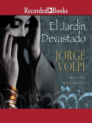 cover image of El jardin devastado (The Devastated Garden)
