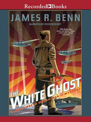 cover image of The White Ghost