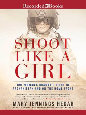 cover image of Shoot Like a Girl